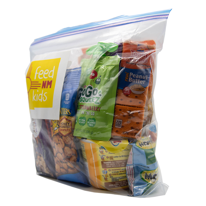 Snack Pack Sample Transparent